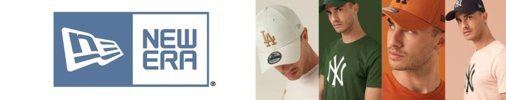 New Era, gorras oficiales MLB en Banda.Shop